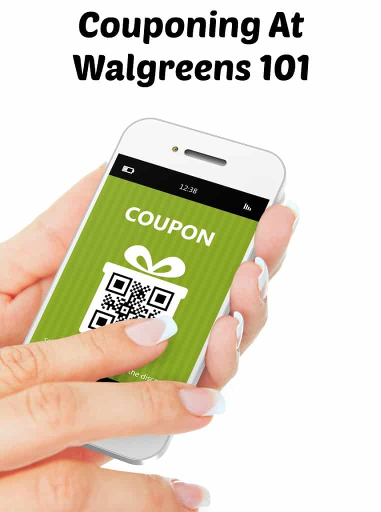 Couponing At Walgreens 101 - have you ever tried your hand at couponing at Walgreens? It's a great way to save money on everyday household items and there are so many ways to save, they make it easy!