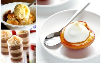 25 Pleasing Peach Recipes