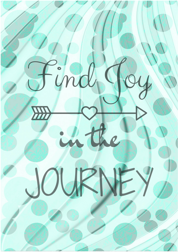 find joy printable