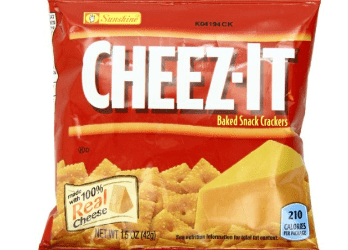 STOCK UP!! Cheez It Crackers Just $0.19 per small bag!