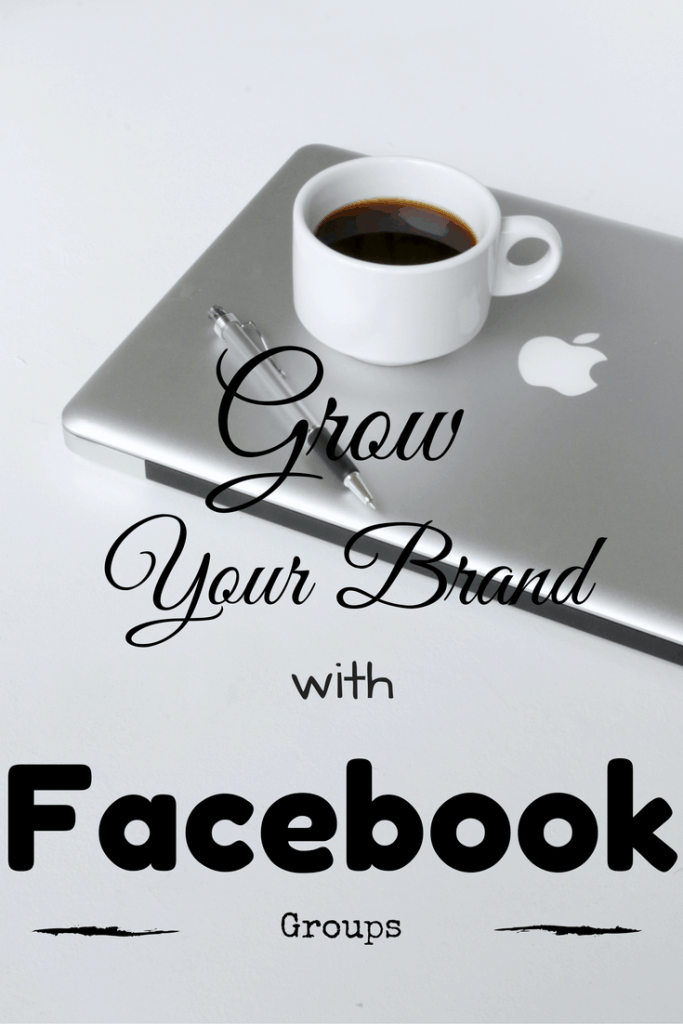 growing your blog or business with facebook groups
