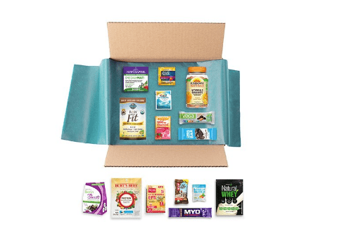FREE FREE FREE!!! New Year New You Sample Box & $14.99 Credit – $14.99