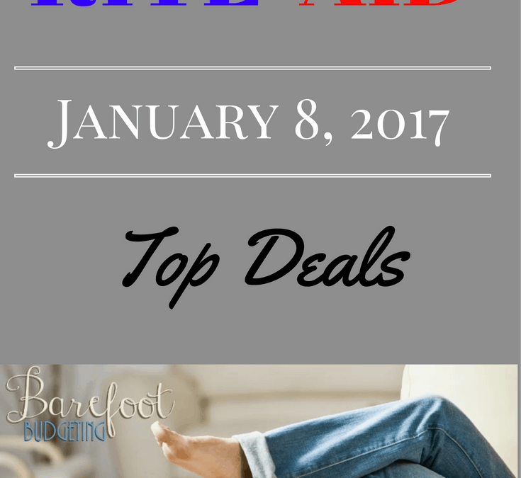 Top Rite Aid Deals Week of January 8, 2017