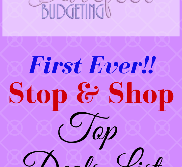 Stop and Shop Top Deals 1/13/17