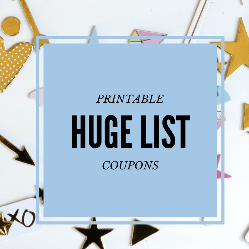 february 2017 printable coupons