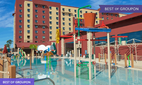Great Wolf Lodge Deals!  Starting at $108 Per Night!