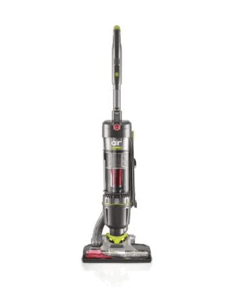 TODAY ONLY! Hoover Vacuum Cleaner T-Series WindTunnel Pet Rewind Bagless Corded Upright Vacuum $75!