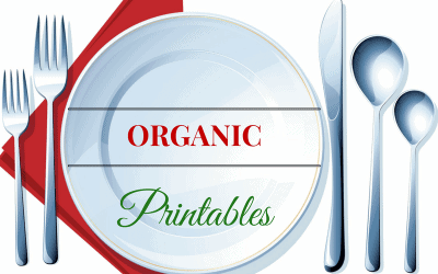 Printable Coupons for your Favorite Organic Foods!