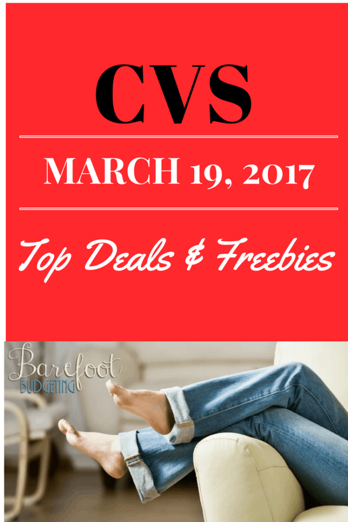 cvs coupon matchups sale 3/19/17